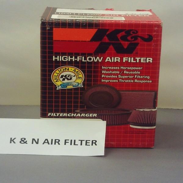 K & N Air Filter - Yamaha Xv1700 Road Star Warrior (02-07 {Ya1602-U]
