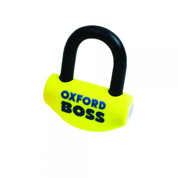 Oxford Big Boss Disc lock -16mm shackle  SUMMER SPECIAL!
