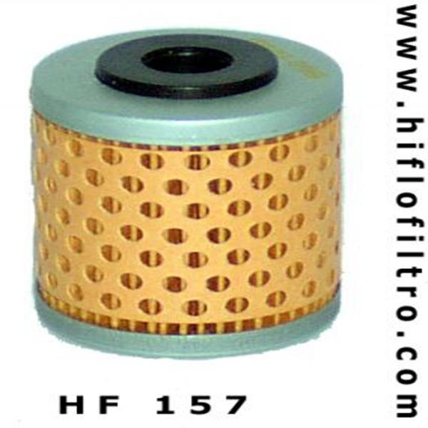 Hiflo Hf157 Oil Filter