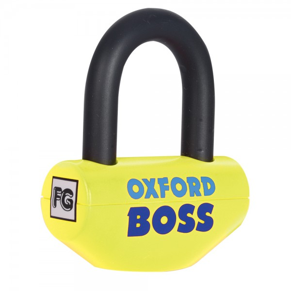 Oxford Boss 14mm Yellow