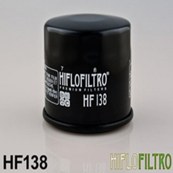 Hiflo Hf138 Oil Filter