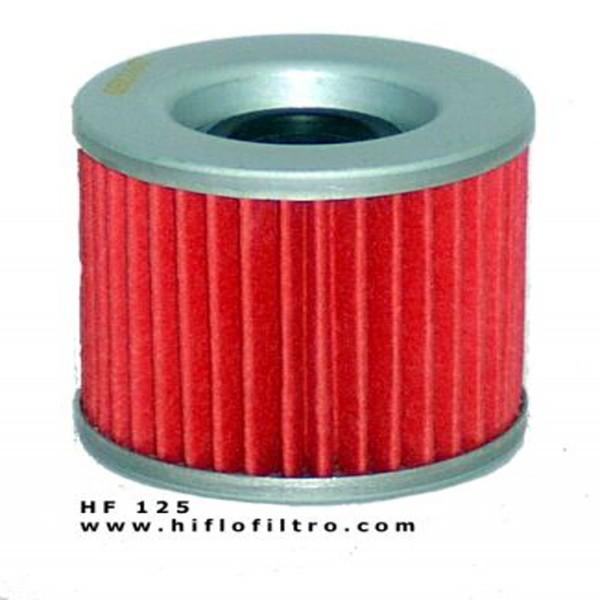 Hiflo Hf125 Oil Filter