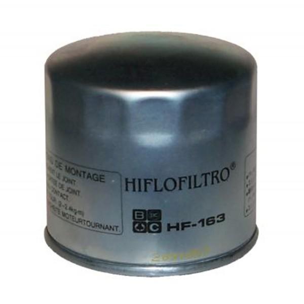 Hiflo Hf163 White Zinc Oil Filter