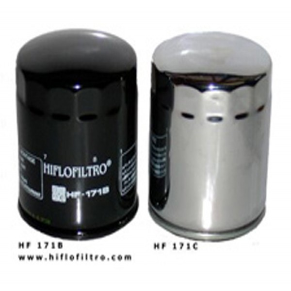 Hiflo Hf171C Chrome Oil Filter