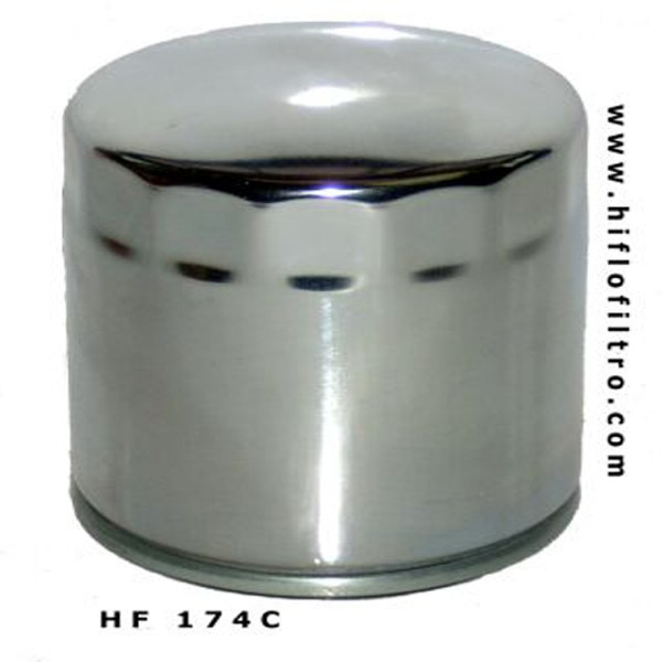 Hiflo Hf174C Chrome Oil Filter