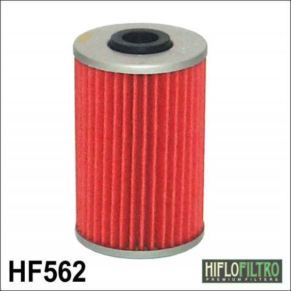 Hiflo Hf562 Oil Filter
