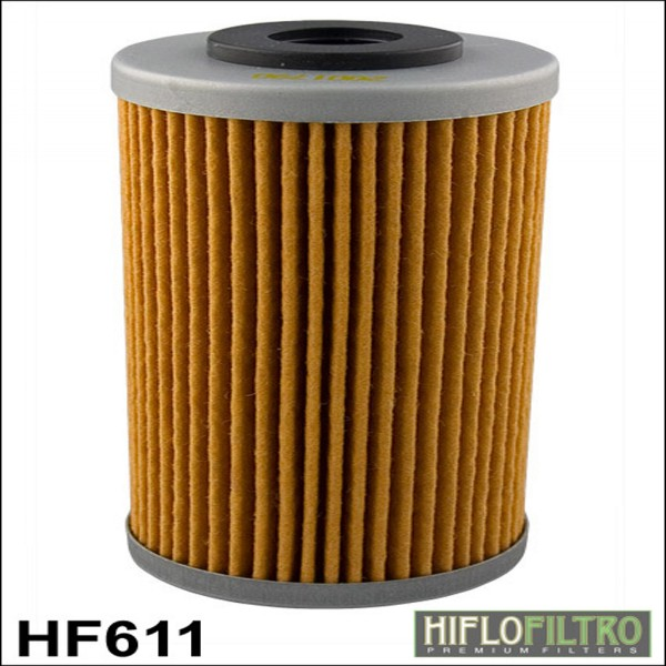 Hiflo Hf611 Oil Filter