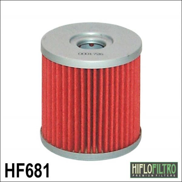 Hiflo Hf681 Oil Filter