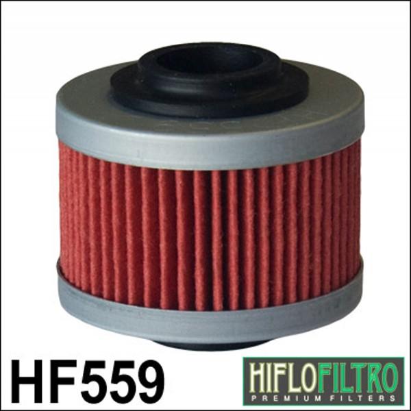 Hiflo Hf559 Oil Filter