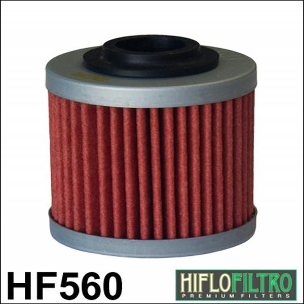 Hiflo Hf560 Oil Filter