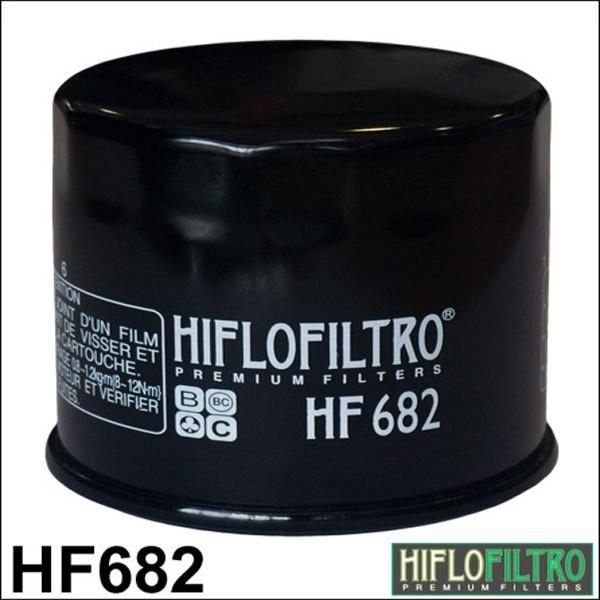 Hiflo Hf682 Oil Filter