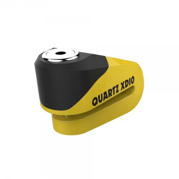 Oxford Quartz XD10 disc lock(10mm pin)Yellow/Black