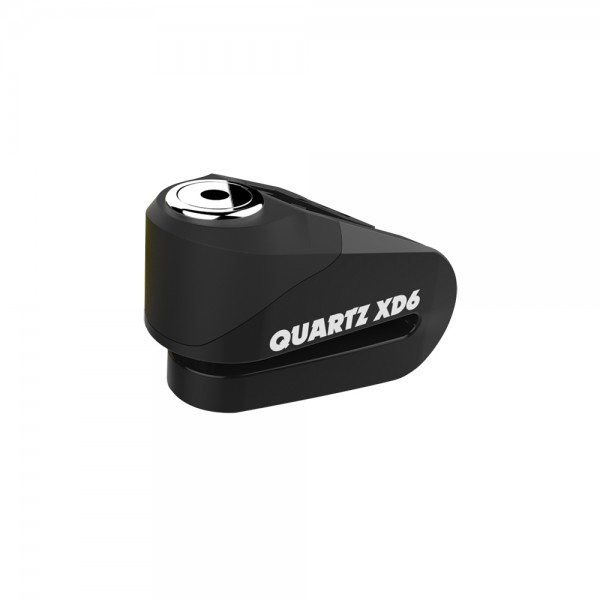 Oxford Quartz XD6 disc lock(6mm pin) Black