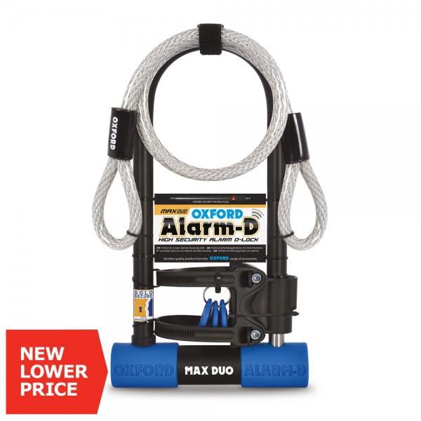 Oxford Alarm-D Max Duo 320mm x 173mm