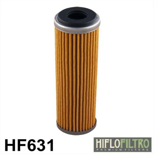 Hiflo Hf631 Oil Filter
