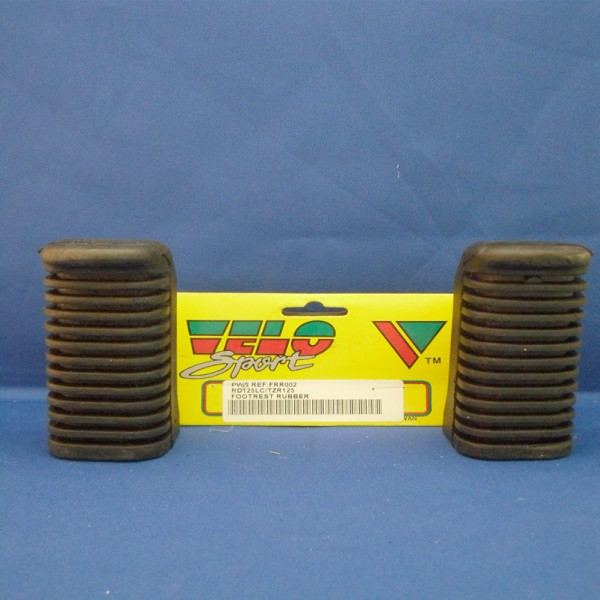 Velo Sport Footrest Rubber Yam Rd125/tzr125 Pair [Frr002]