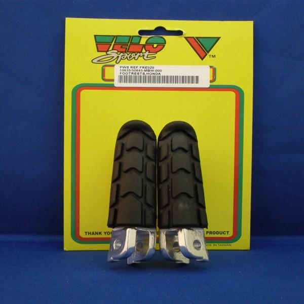 Velo Sport Footrest Hon 50635/45-Mbw-000 Pair [Fre020]