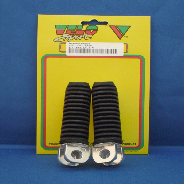 Velo Sport Footrest Suz 43511/43521-40C00 Pair [Fre021]