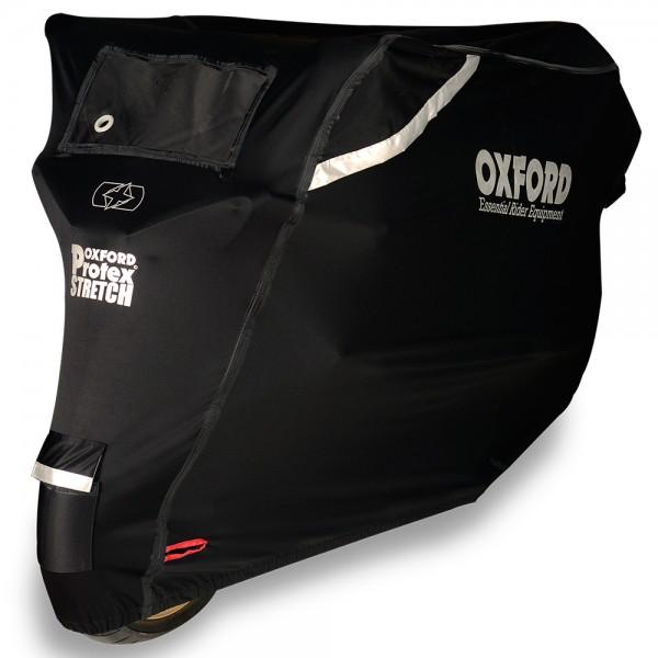 Oxford Protex Stretch Outdoor Premium Stretch-Fit Cover