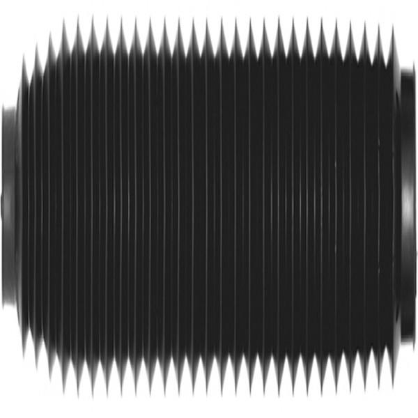Ariete Fork Gaiters 7907N Black 28-46-215Mm