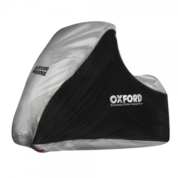 Oxford Aquatex MP3/3 Wheeler - Black/Silver