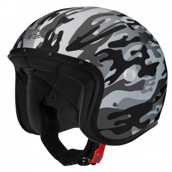 Caberg Freeride Commander Matt White Grey