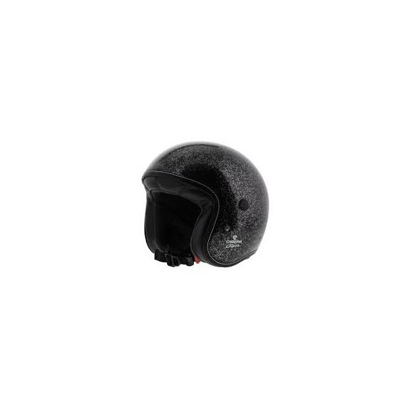 Caberg Freeride Metal Flake Black