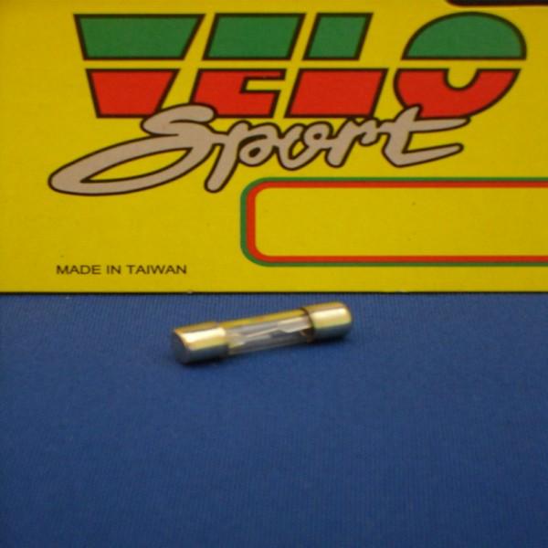 Velo Sport Fuse Glass 5 Amp Short 25Mm Pk-10 [Fus046]