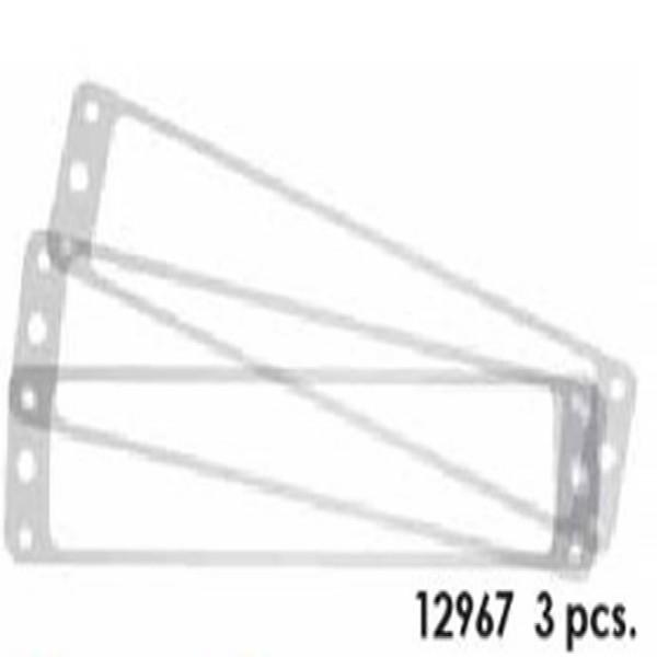 Ariete Goggle Rolloff Kit 12967 3 Slide Rails/anti-Stick For Roll Off