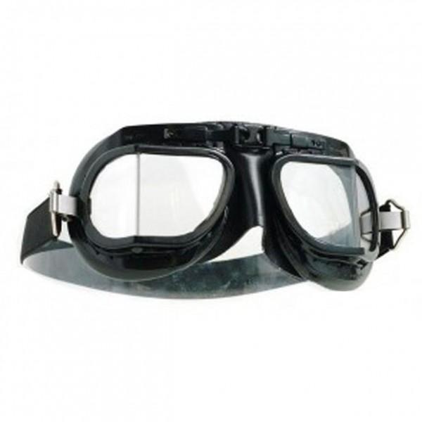 Halcyon Goggles Mk8 Racing Black & Black