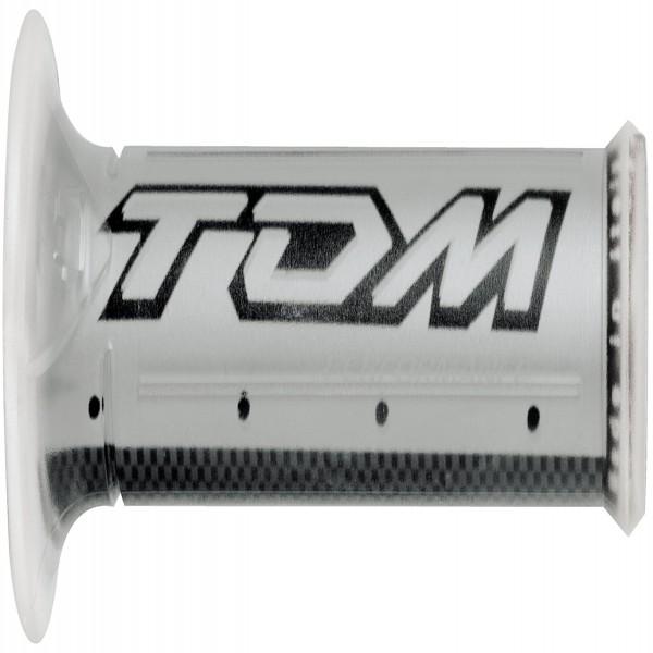 Ariete 01687-Tdm Grips Tdm Silver