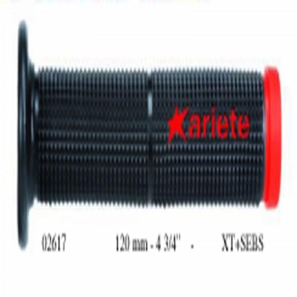 Ariete 02617 Trials Grips Black & Red