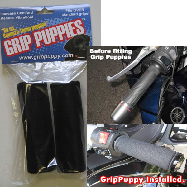 "Grip Puppies Univesal Grip Cover 5"" (12.7Cm)"