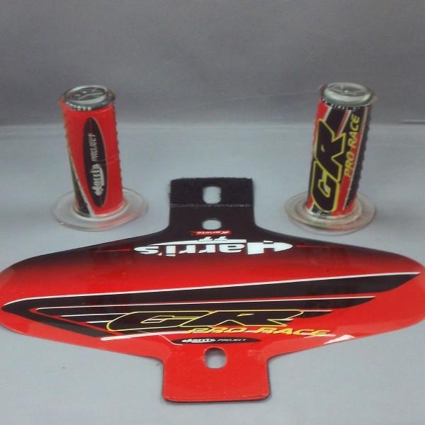 Ariete 11967/ho Handle Bar Pads Cr Red