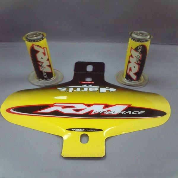 Ariete 11967/su Handle Bar Pads Rm Yellow