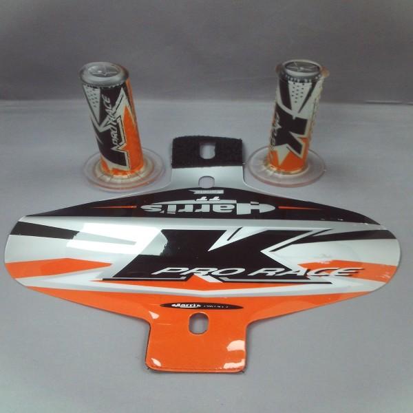 Ariete 11967/kt Handle Bar Pads Ktm K Orange