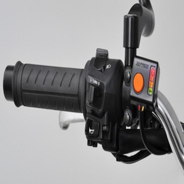 Daytona Heated Grips 4 Level Heat Control Switch