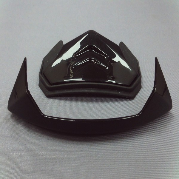 Spada Rp-One Front Lower Vent Gloss Gloss Black