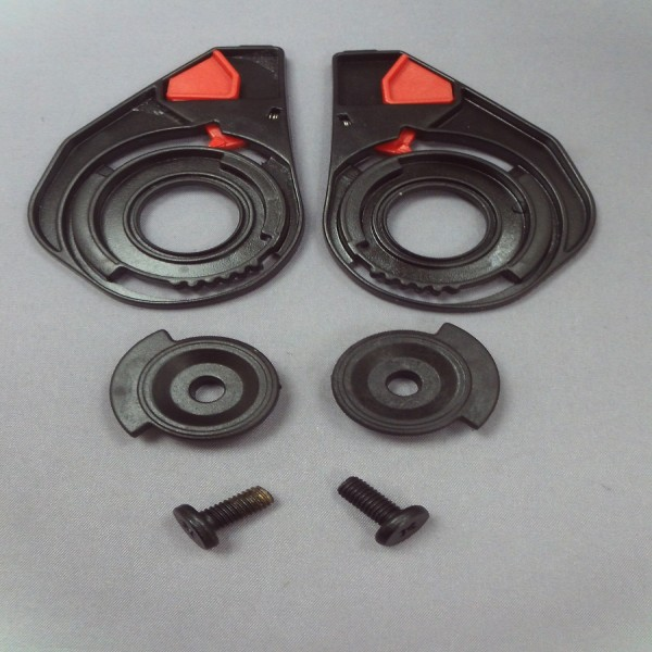 Spada Rp-One Visor Plates & Screw Set