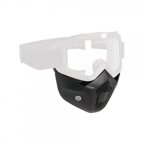 Oxford Street Mask Spare Mouthguard  Black