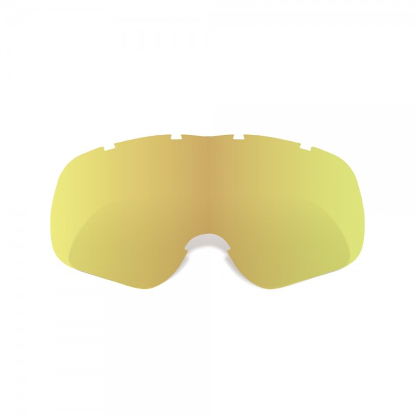 Oxford Fury Gold Tint Lens