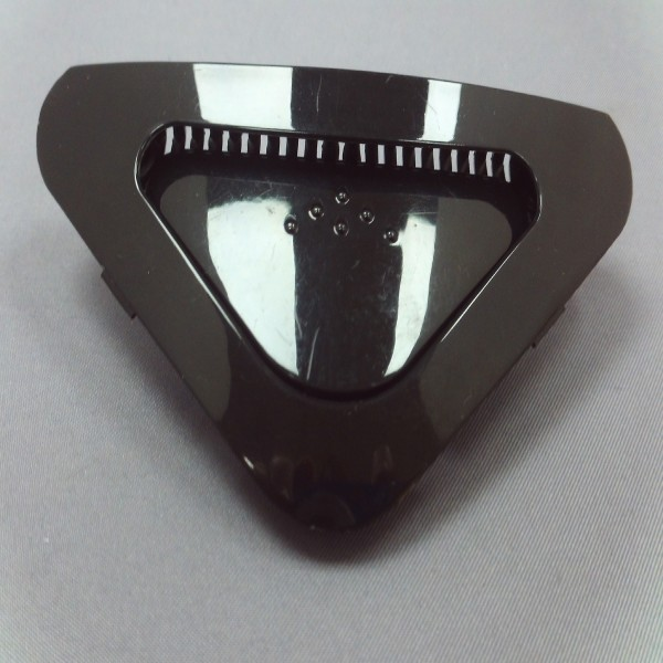 Spada Reveal Lower Front Vent Black