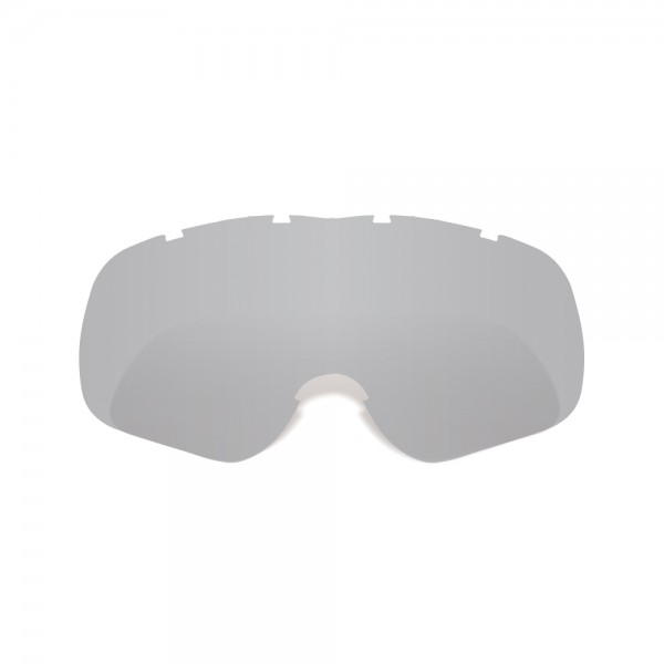 Oxford Fury Silver Tint Lens