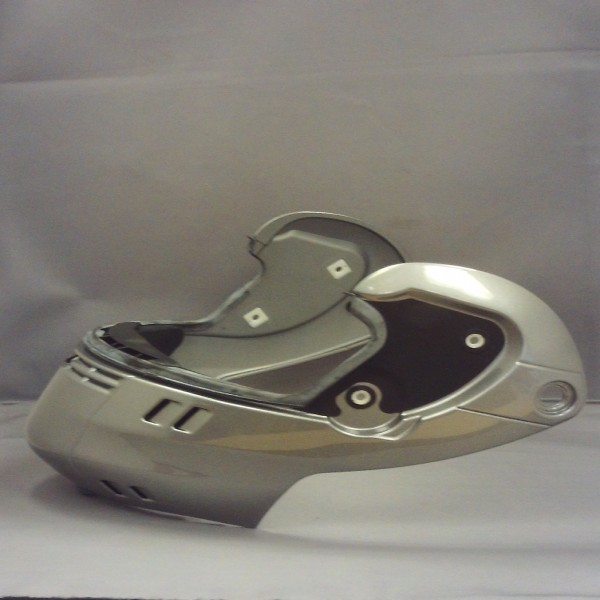 SHOEI Syncrotec Chin Section Grey