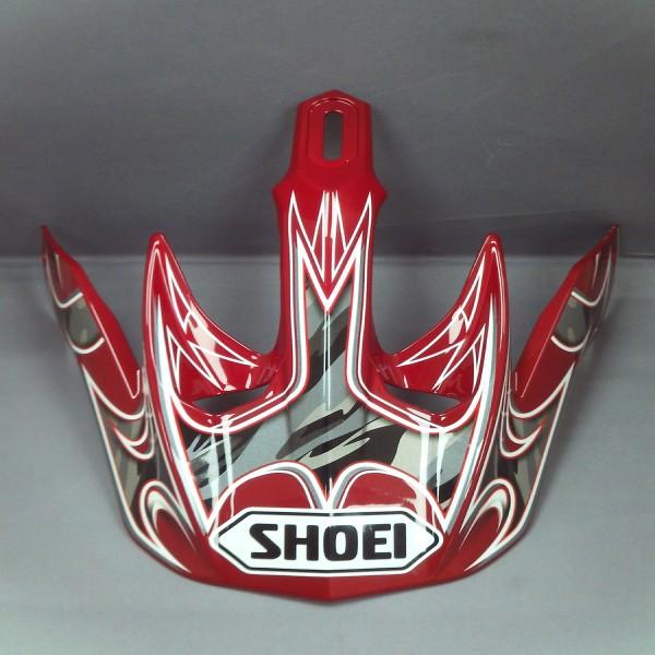 SHOEI Peak V-Moto Veer Tc1 Red