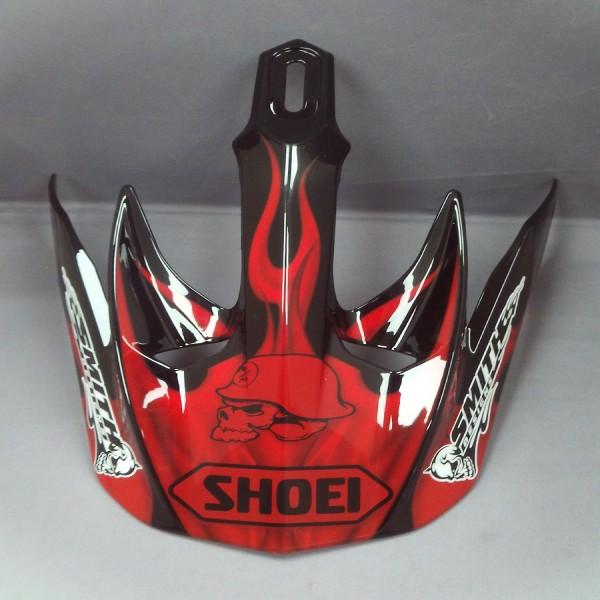SHOEI Peak V-Moto Metal Mulisha Tc1
