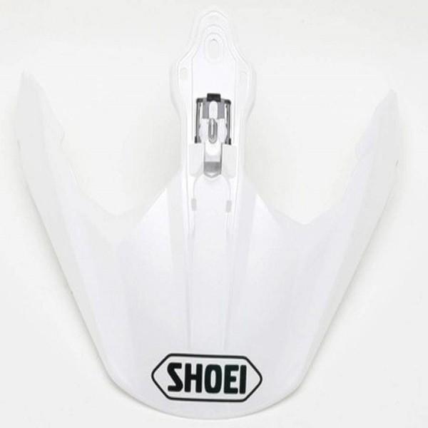 SHOEI Peak Hornet White