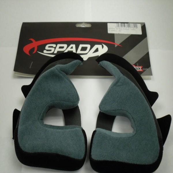 Spada Rp301 Cheek Pads Xs-45