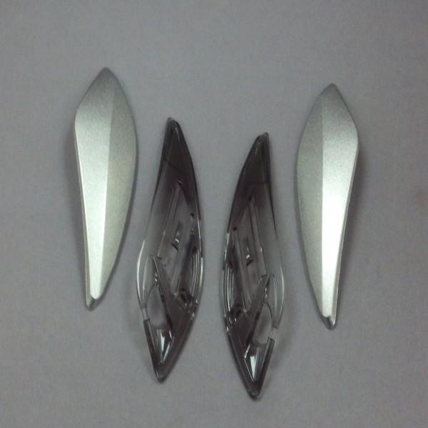 SHOEI Xr1100 Upper Intake Vent Light Silver