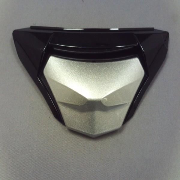 SHOEI Qwest Lower Vent Light Silver